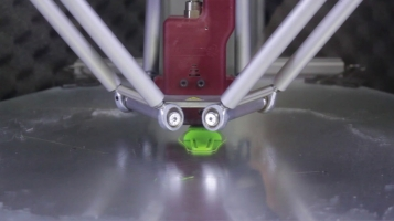 Impressão 3D na Fluidotronica