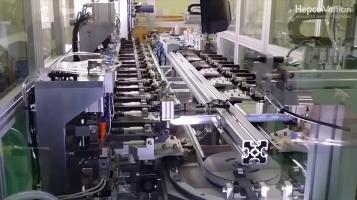 DTS - Montagem de baterias para automóveis [HEPCOMOTION]