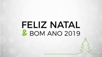 Boas Festas Fluidotronica 2018 - vídeo colaboradores