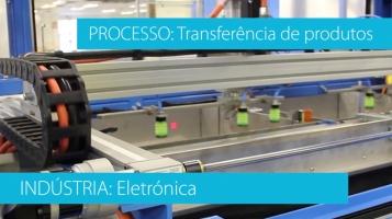 Linha de montagem de baterias automatizada [HEPCOMOTION]