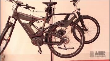 Elevador de montagem para bicicletas GDGT 90 [BAHR]