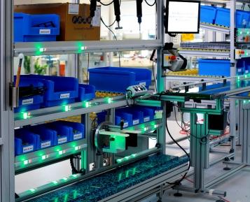 As apostas da MINITEC: Digitalização em automação, tecnologia de transporte e montagem