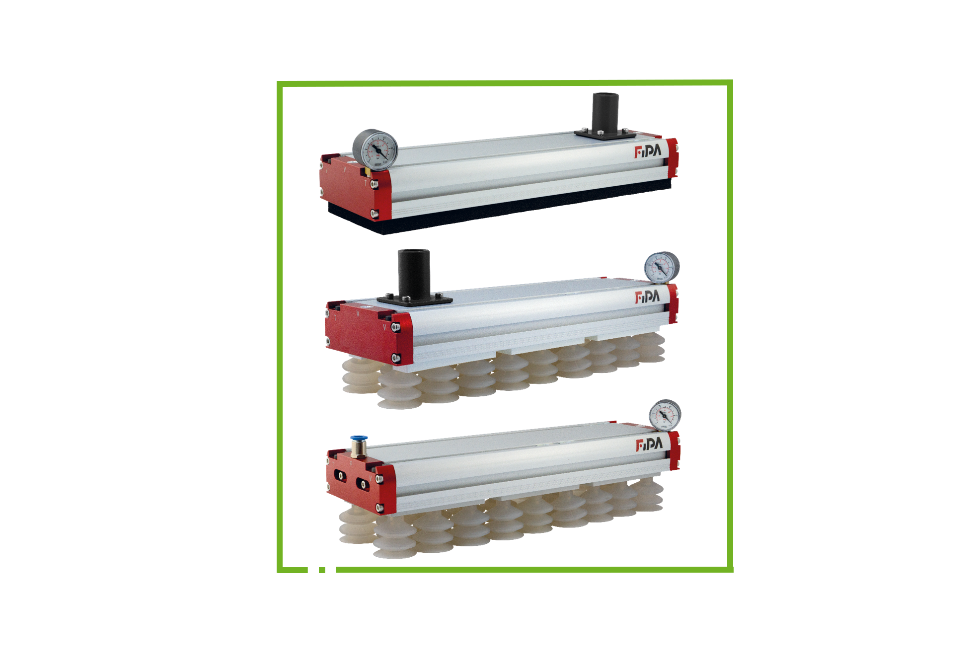 NEW: FIPA GRIPPER AREA - Solutions for automated handling