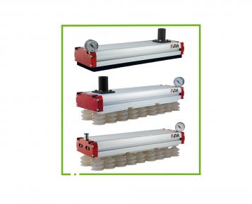 NOVIDADE FIPA - GARRAS DE VÁCUO - Soluções para manipulação automatizada para a área EOAT.
