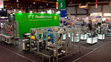 Fluidotronica at EMAF 2014 - Exponor