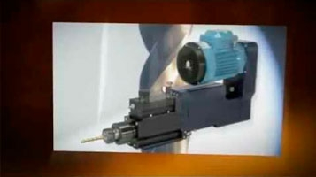 Electro pneumatic drilling unit BE 48