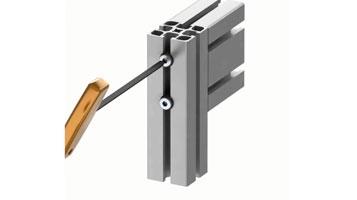 Parafuso M8x45 CIL SEX INT aço zincado [MINITEC]