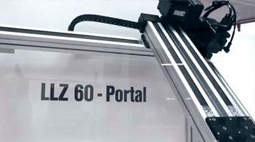 Unidade linear LLZ 60 - Portal [BAHR]