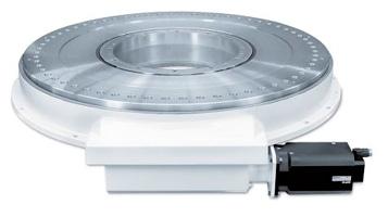 Mesas de indexagem para cargas pesadas CR 2000C [WEISS]