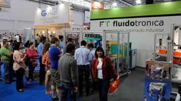 Fluidotronica at MOLDPLAS/TECNA 2014 - Exposalão Batalha