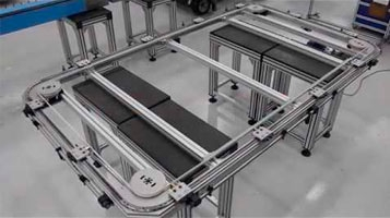 DTS Belt Driven Track Systems [HEPCOMOTION]