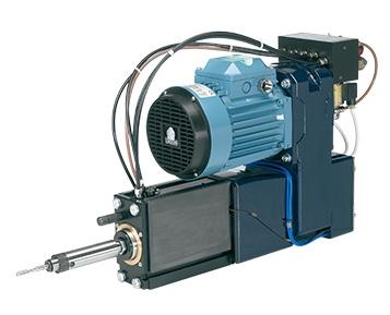 Unidades de roscagem E2 System: fáceis de instalar e de usar