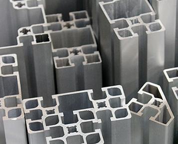 Aluminium Profile 45 from Minitec