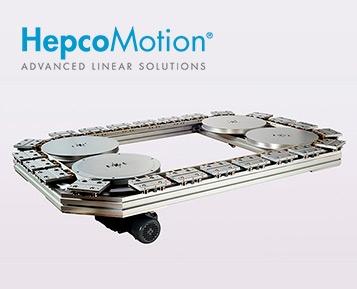 DTS da HepcoMotion: um pacote completo de soluções para si