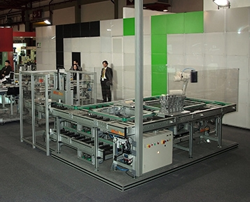 Fluidotronica in EMAF 2010