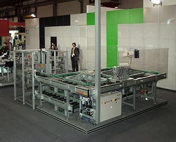 Fluidotronica na EMAF 2010