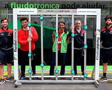 FluidoSports, uma aposta da Fluidotronica no mundo do desporto