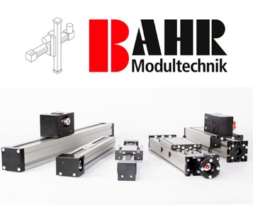 BAHR linear axes for automotive production