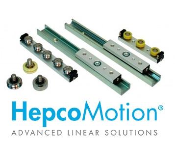 UtiliTrak da HepcoMotion - Uma solução de baixo custo e de instalação fácil