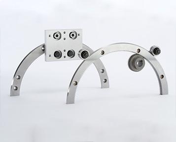 PRT2 - A solução ideal para a combinação de movimento circular e linear