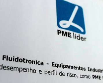 Fluidotronica renova estatuto PME Líder