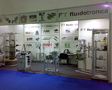 Fluidotronica presente na MOLDPLAS 2008