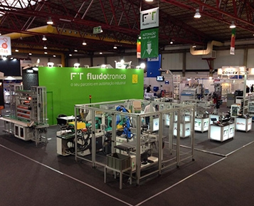 Automation in one place: this was the motto of Fluidotronica in EMAF 2014
