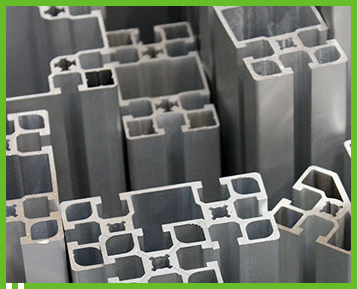 MINITEC's aluminum profile