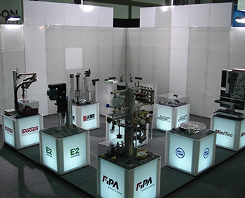 Fluidotronica participa na EMAF 2008