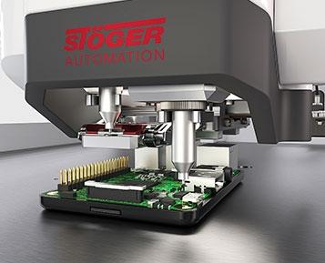 KOLIBRI, a aparafusadora automática de alto desempenho para parafusos em miniatura