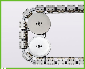 DTS belt-driven track systems