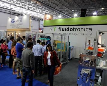Fluidotronica marcou novamente presença na MOLDPLAS/TECNA