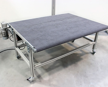 Customized conveyors tailored to your needs