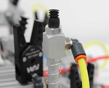 Adaptar-se ao processo é um trabalho simples para os suportes e fixações FIPA