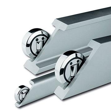 Winkel Bearings and Profile Rails