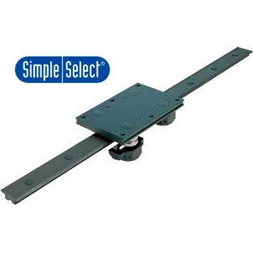 Simple Select Linear Guide System