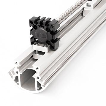 Unidades lineares CLL - Design curvo
