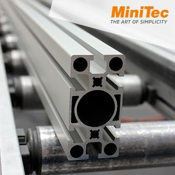 MINITEC - Aluminium profile