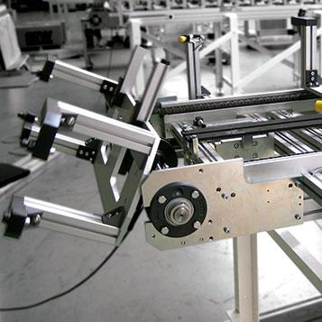 UMS pallet circulation system