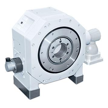 CR300 Heavy duty rotary table