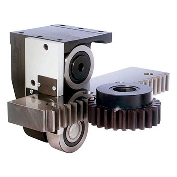 MHD Track Roller Linear Motion System
