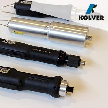 KOLVER - Aparafusadoras elétricas de precisão