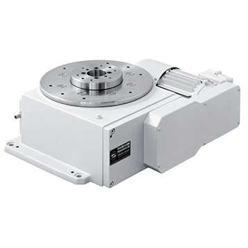 TC 320 rotary indexing tables