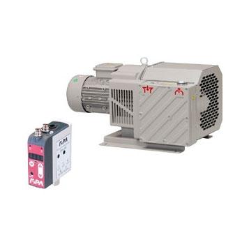 Vacuum generation
