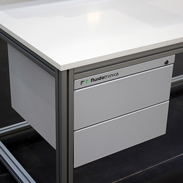 Counter cabinets