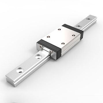 HLG & MLG Linear Guide - Rail and Carriage