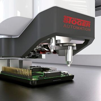 Automatic screwdriver for miniature screws KOLIBRI