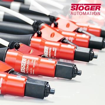 STOGER - Sistemas de aparafusamento e fixação