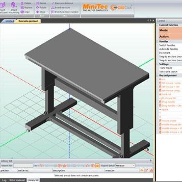 MiniTec iCAD Assembler