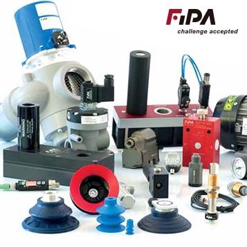 FIPA - Tecnologia de vácuo e componentes para mãos presas